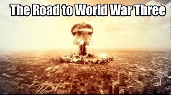 World War 3 – CIA Plants Seeds To Invade Saudi Arabia