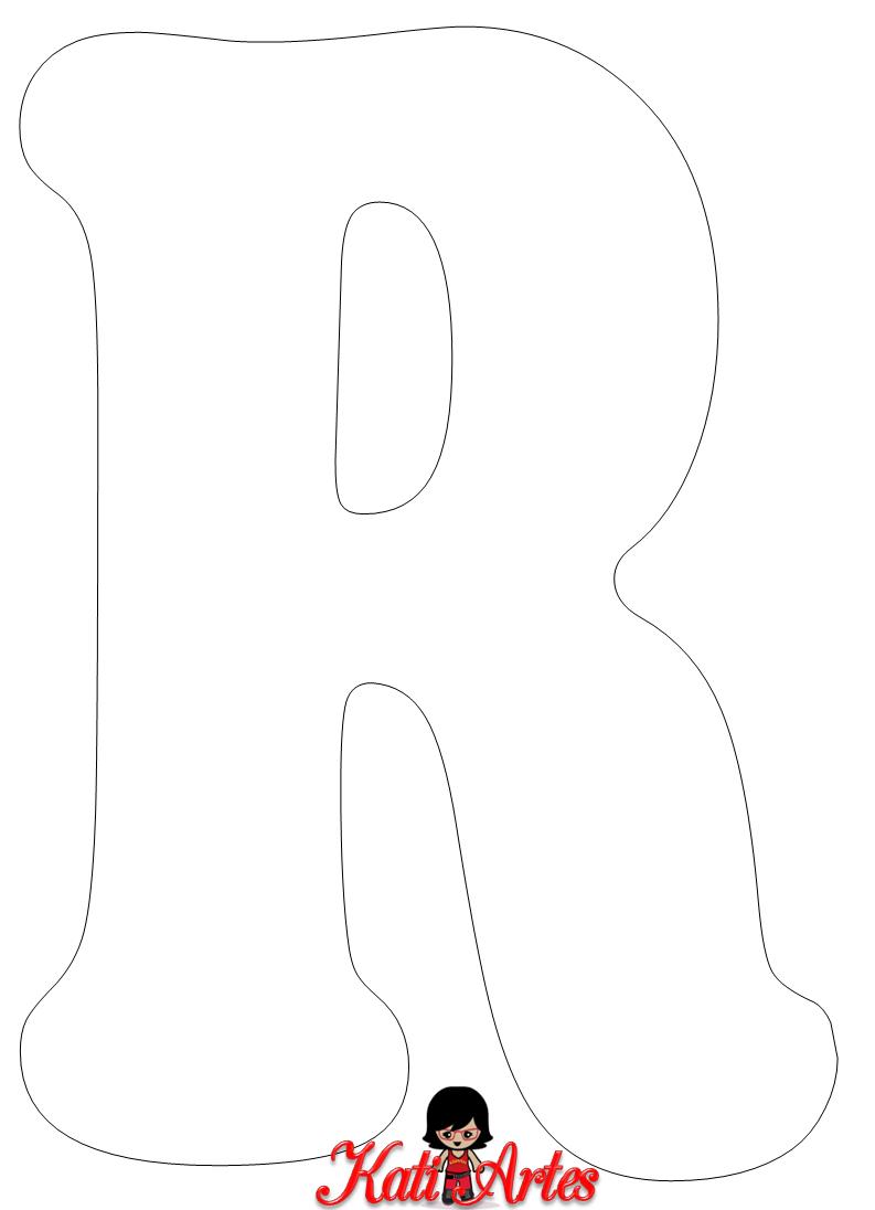Eugenia katia artes blog de letras personalizadas e for Plantillas letras grandes