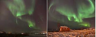auroras fill sky to close 2011 in tromso norway