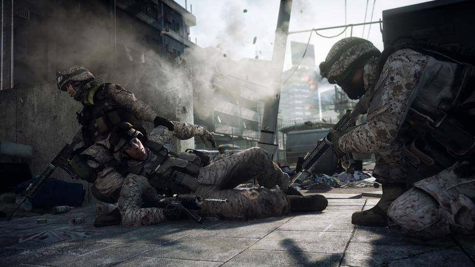 battlefield wallpaper. Update Battlefield 3 Wallpaper