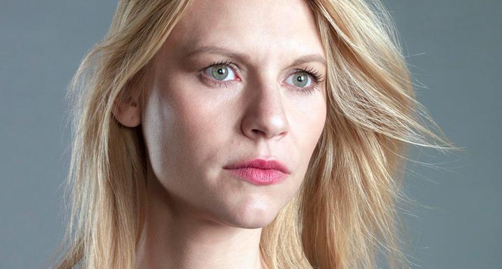 Claire Danes en Homeland - Los lunes seriéfilos