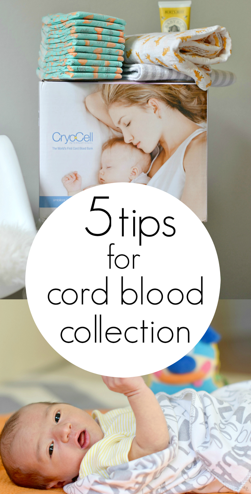 Mommy Testers 5 Tips for cord blood collection, cord blood cord tissue collection, Cryo-Cell collection kit