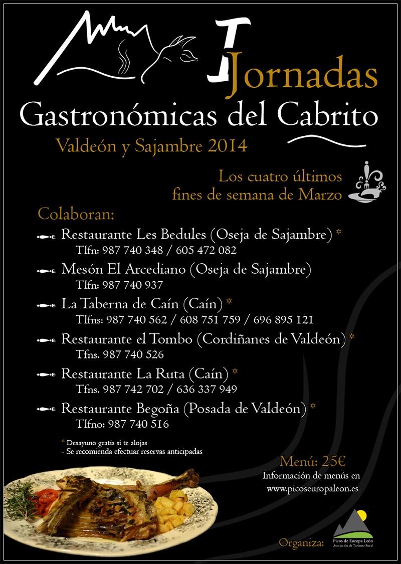 I Jornadas Gastronómicas del Cabrito