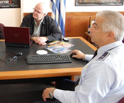 A. J. Gevaerd & Coronel Ariel Sánchez