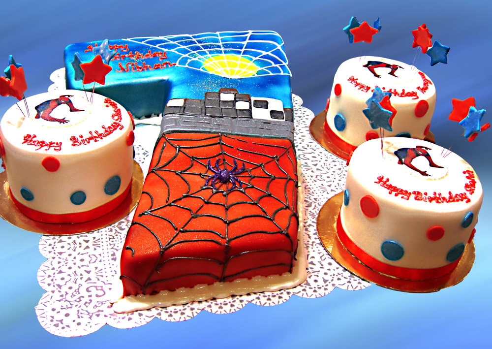 Birthday Cake Center