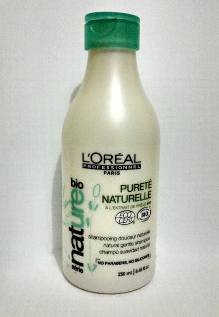 Shampoo Purificante Nature da L'oreal