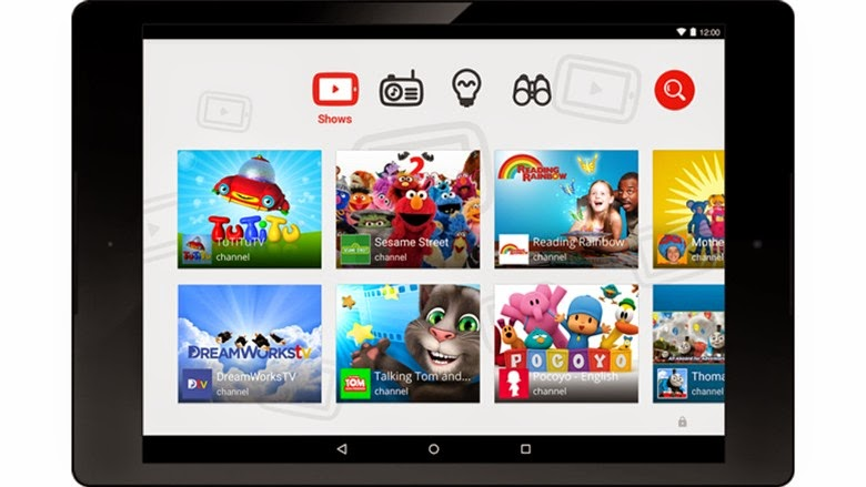youtube kids video marketing