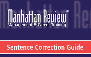 Manhattan Review (R) GMAT Sentence Correction Guide