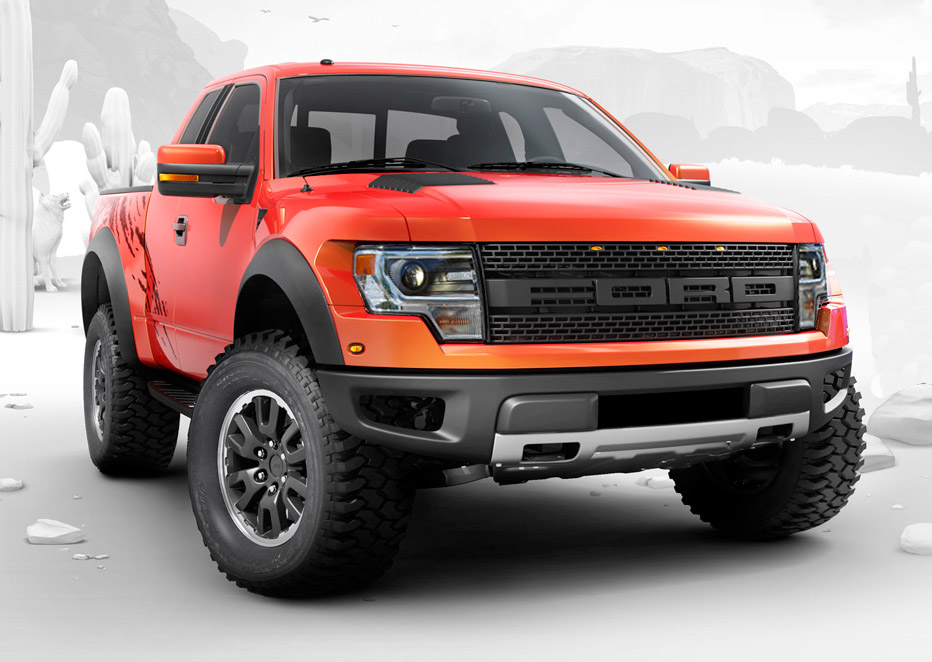 World Car Wallpapers Ford Raptor 2013