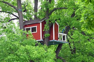 Hotel Woodpecker en Suecia