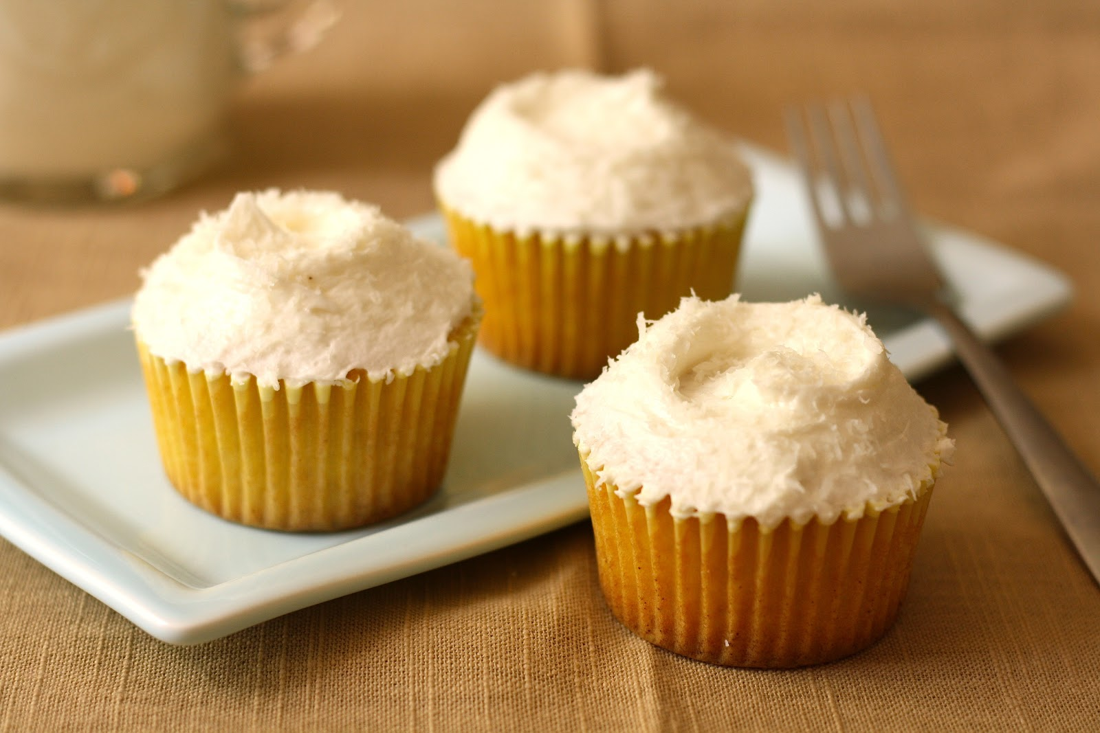 Hummingbird Bakery Coconut and Pineapple Cupcakes Recipe ...