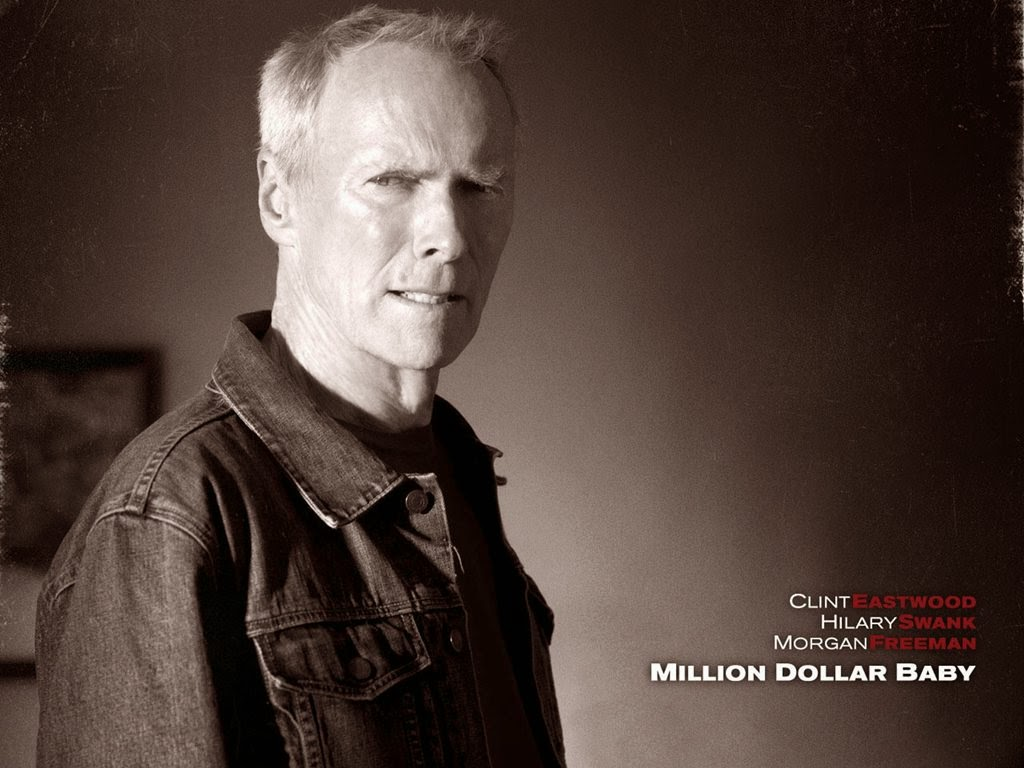 million dollar baby clint eastwood