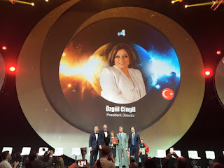 Global Top 15 Oriflame #4 Turkey - Ozgul Cingil  (President Director)
