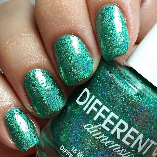 swatcher, polish-ranger | Different Dimension Space-Time swatch