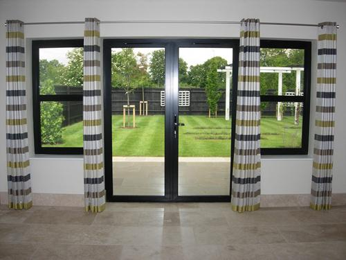 Window Covering Designs Curtains French Doors