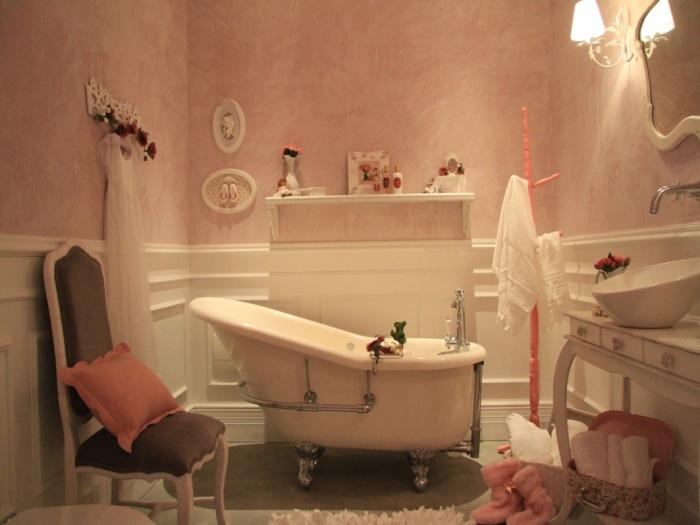 decoracao banheiro retro : decoracao banheiro retro:Vida com Arte: Decoração de banheiros, estilo retrô !!