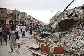 HAITI RECUERDA A LAS 250 MIL VICTIMAS DEL DEVASTADOR TERREMOTO DE 2010, 12 de Enero 2014