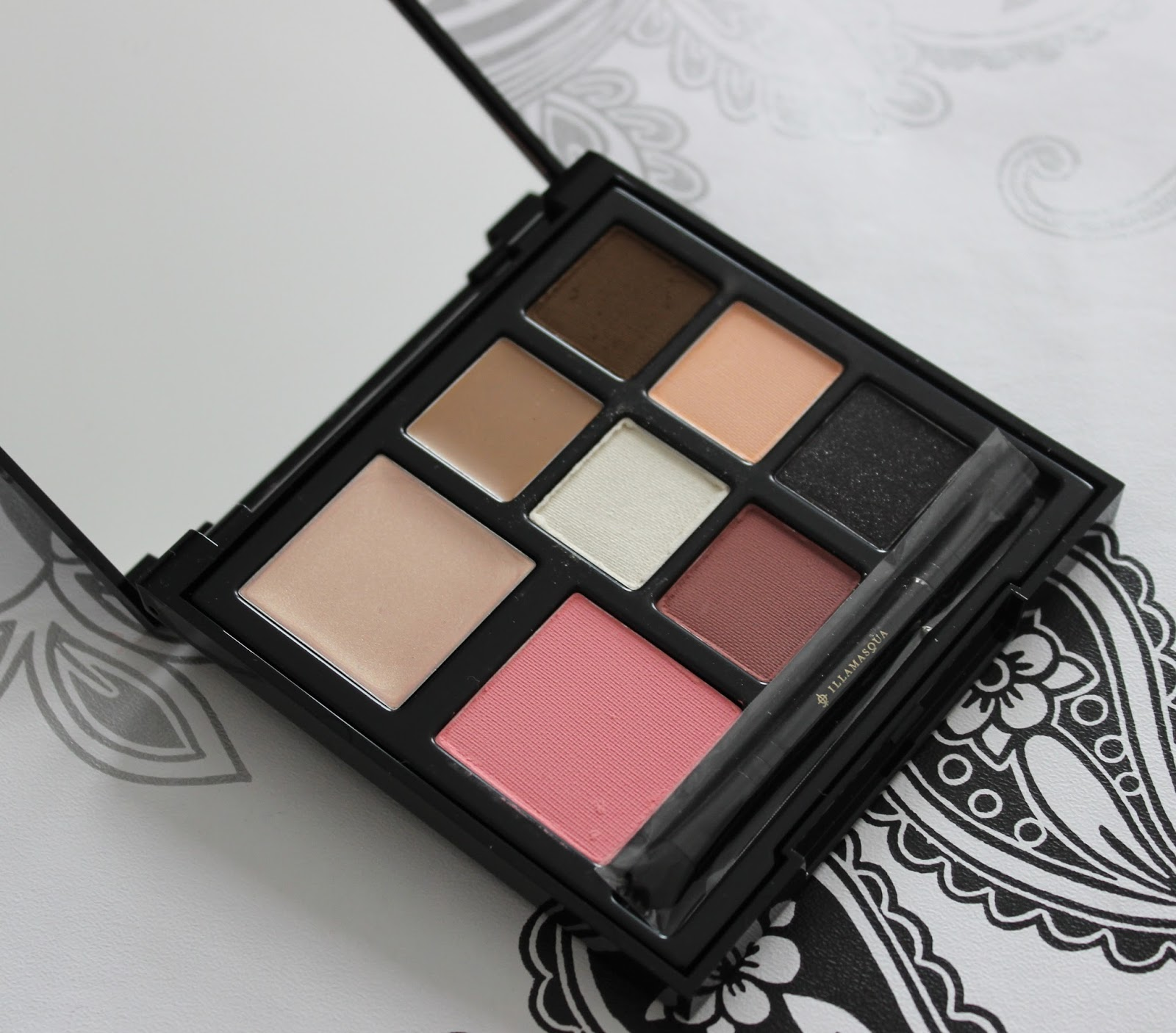 Illamasqua Facets collection Aura palette