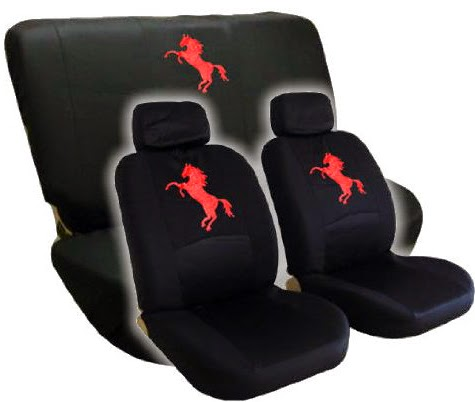 mustang seat covers the best ways to safeguard your ford mustang seats. Black Bedroom Furniture Sets. Home Design Ideas