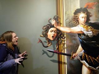 Ένα Μουσείο Οπτικών Ψευδαισθήσεων!