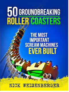 book about roller coaster history
