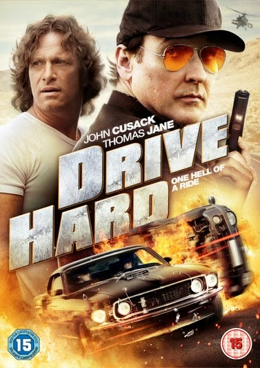 Watch  Drive Hard (2014) Hollywood Movie Online |  Drive Hard (2014) Hollywood Movie Poster