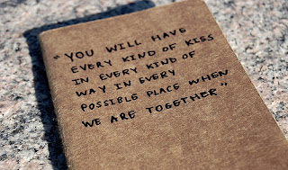 every kind of kiss muah quota and saying