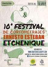 CONVOCATORIA PARA EL 10 FESTIVAL DE CORTOS