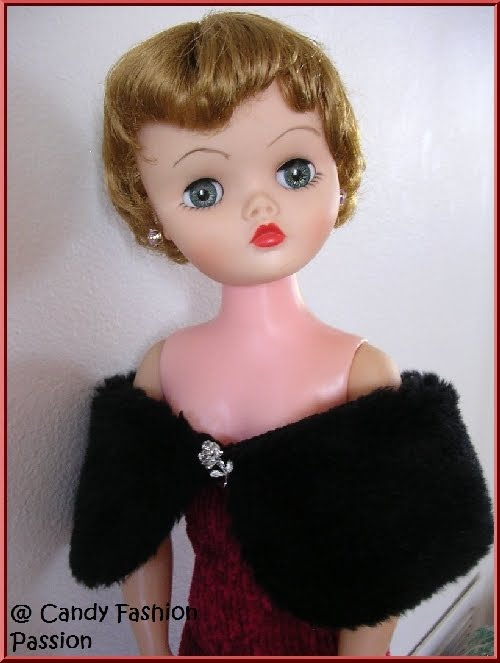 Candy Fashion Doll From The 60's Candy Fashion Dolls Story