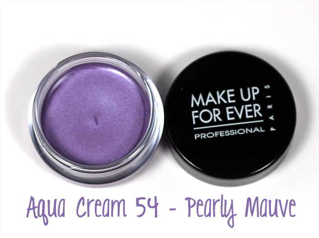 Make Up For Ever Aqua Cream Pearly Mauve