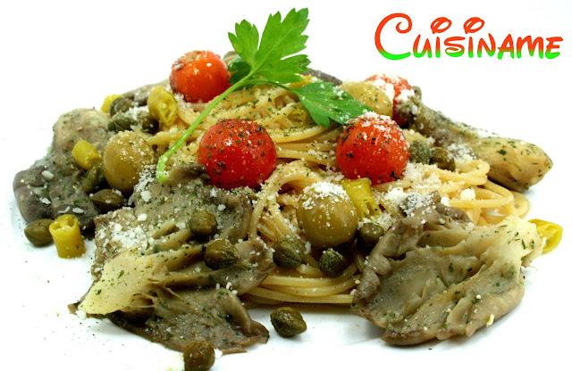 pasta con setas, pasta, espaguetis, espaguetis integrales, recetas de cocina, recetas originales, curiosidades, humor, chistes