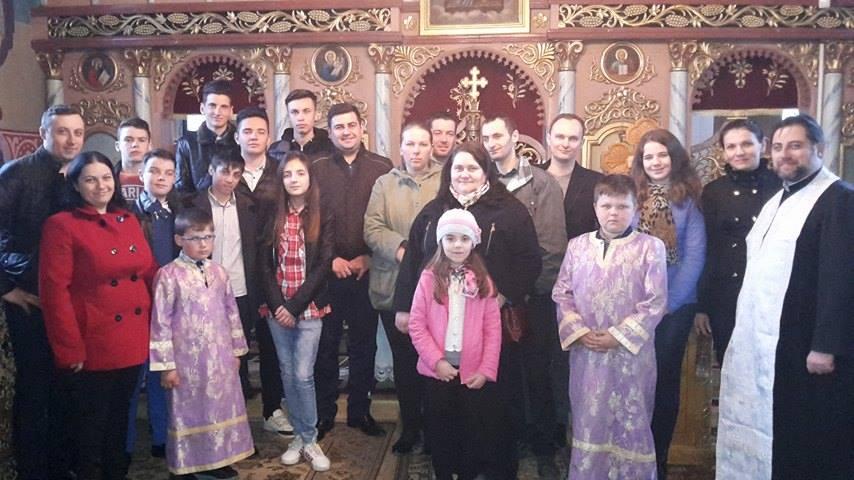 Seara duhovniceasca de tineret 27 martie 2016