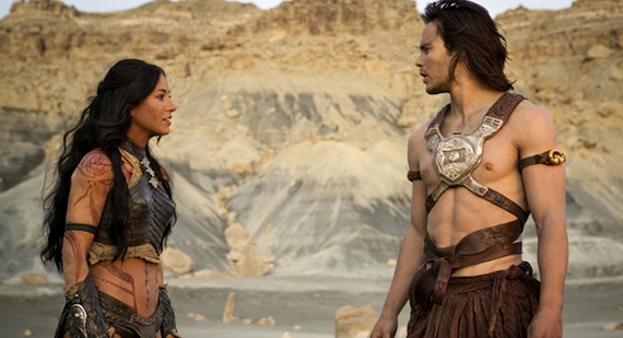 From the Sorcerer's Skull: John Carter and a Princess of Mars