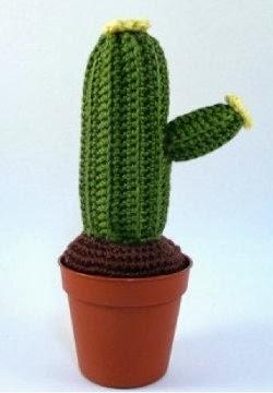 Amigurumi Cactus Tejido A Crochet Regalo Original : Free Cactus Pattern Free Amigurumi Patterns Bloglovin