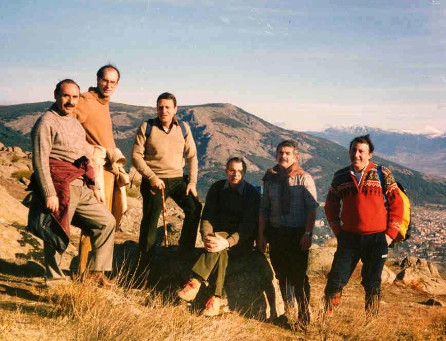 Cumbres escurialense, 1986