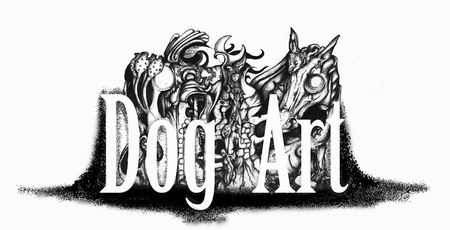 Dog's Artwork