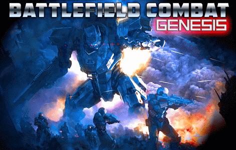 Battlefield Combat: Genesis v2.1.0 APK+OBB (MEGA MOD)