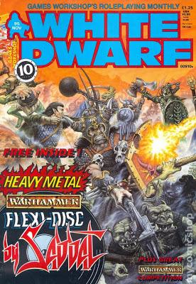 White Dwarf 95 de Noviembre de 1987