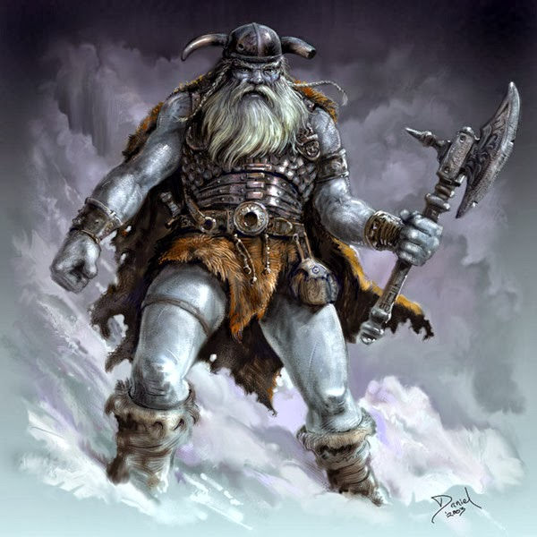 Giant norse mythology - photo#1