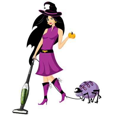 The witch and the vacuum