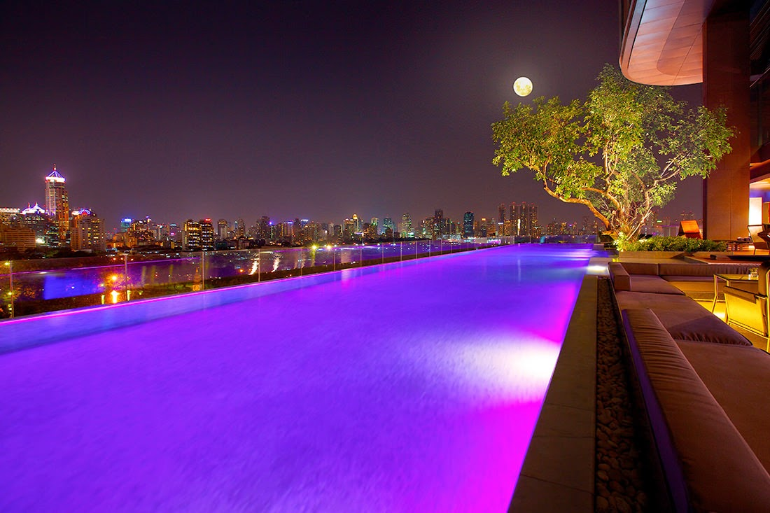 Passion for luxury the sofitel so bangkok - Jacuzzi de lujo ...
