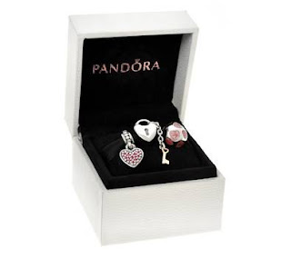Pandora jewellery collection for Valentine's Day Gift