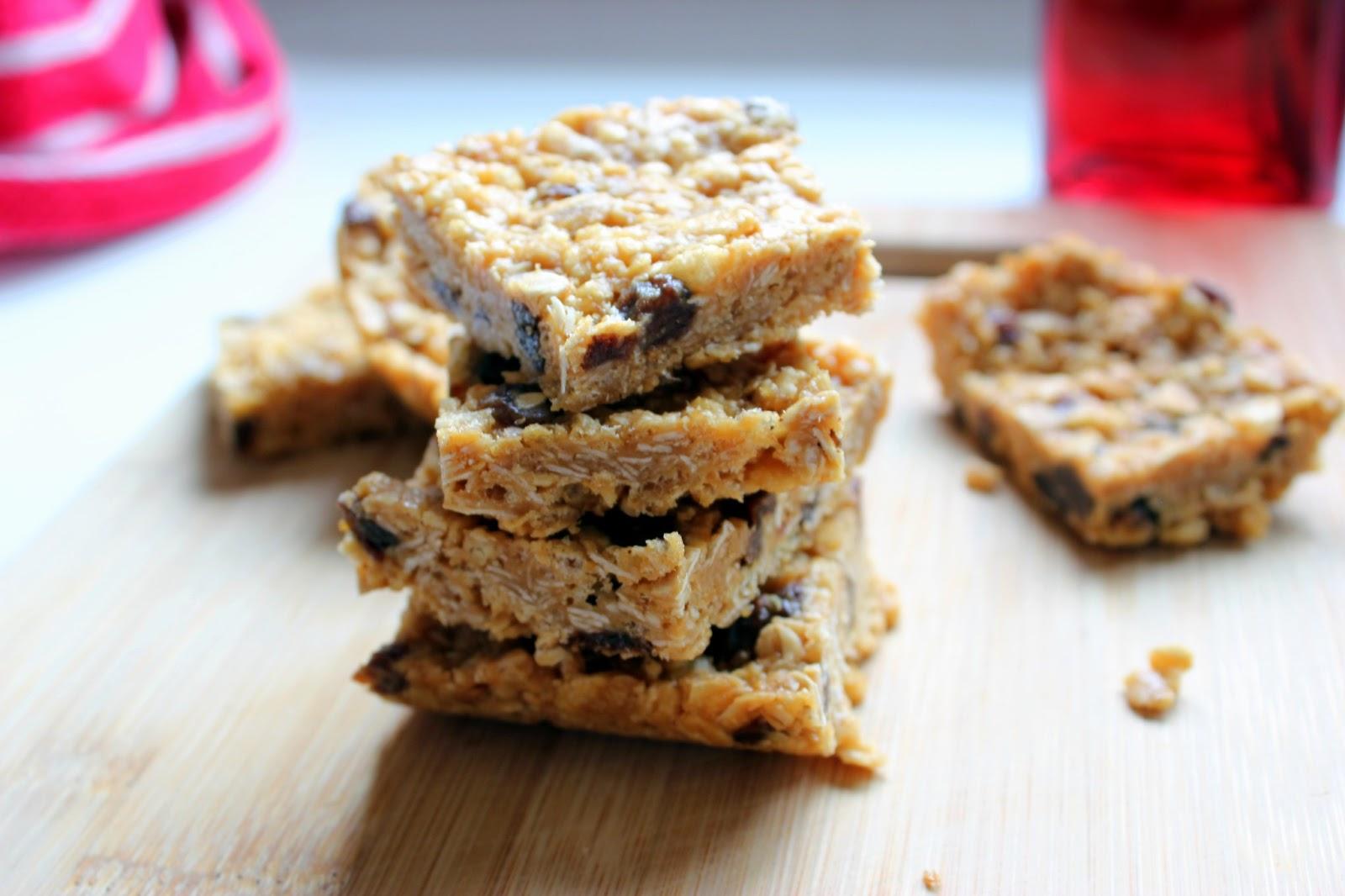 Swavory Stuff: Sarah's Best Homemade Granola Bars