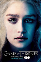 Game of Thrones posters - Daenerys