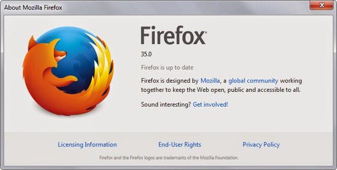 Firefox 35