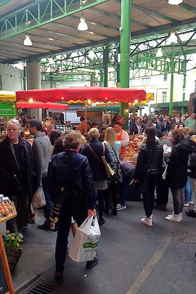 Busy Borough Market