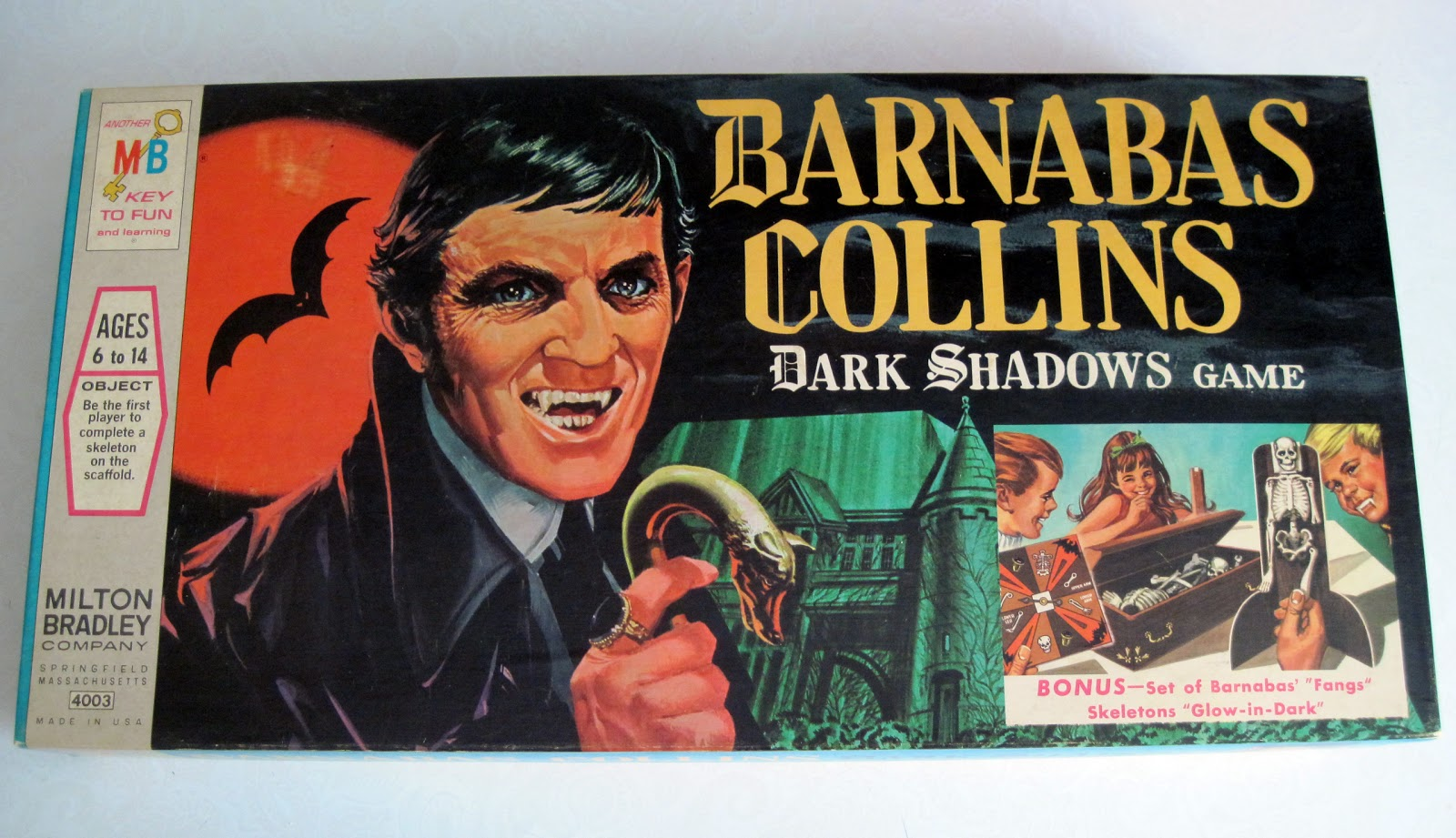 Image result for barnabas collins game