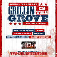 Grillin In The Grove BBQ Fest!