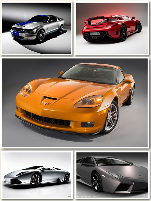 Sport Cars HQ Wallpaper Pack