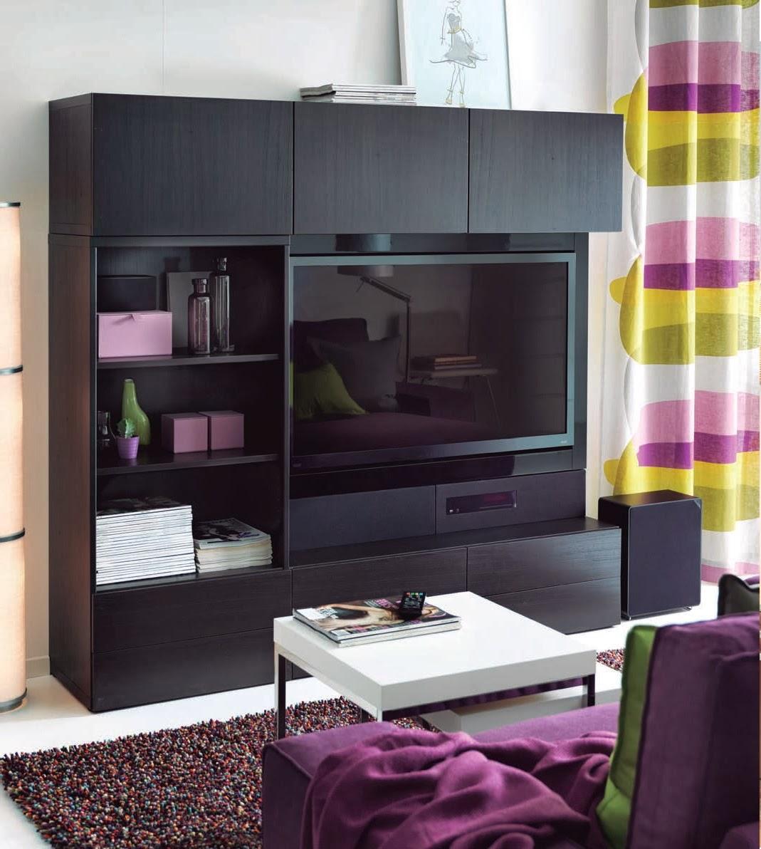 Muebles Sala De Estar Ikea ~ Ikea  Mobiliário para a sala ~ Decoração e Ideias  casa e jardim